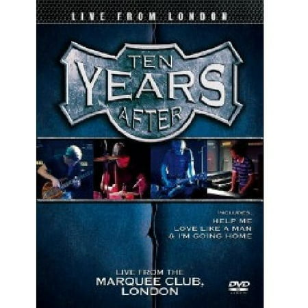 Live From London (DVD) (Ten Years After Live At The Fillmore East)