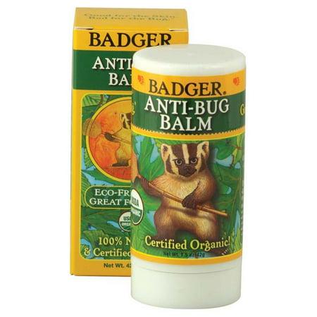 Anti Bug Balm Stick (W.S. Badger Company Anti Bug Balm Stick 1.5 oz )