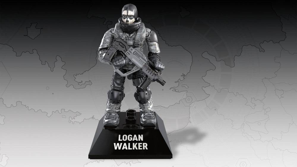 logan call of duty ghosts characters