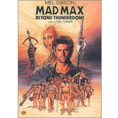 Mad Max: Beyond Thunderdome (Full Frame, Widescreen)