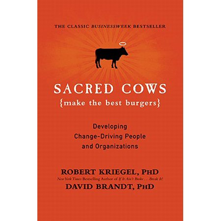 Sacred Cows Make the Best Burgers - eBook