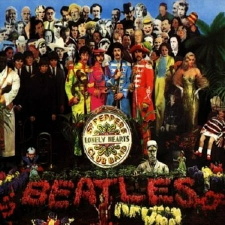Sgt Pepper's Lonely Hearts Club Band (2017 Stereo Mix) (Vinyl)