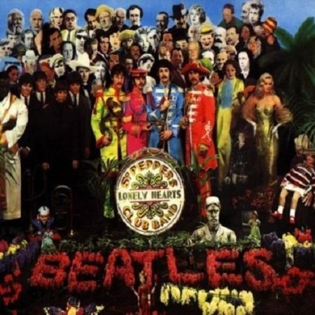 Sgt Pepper's Lonely Hearts Club Band (2017 Stereo Mix) (Vinyl)](Halloween Peppers 2017)