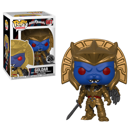 Funko Pop TV: Power Rangers - Goldar
