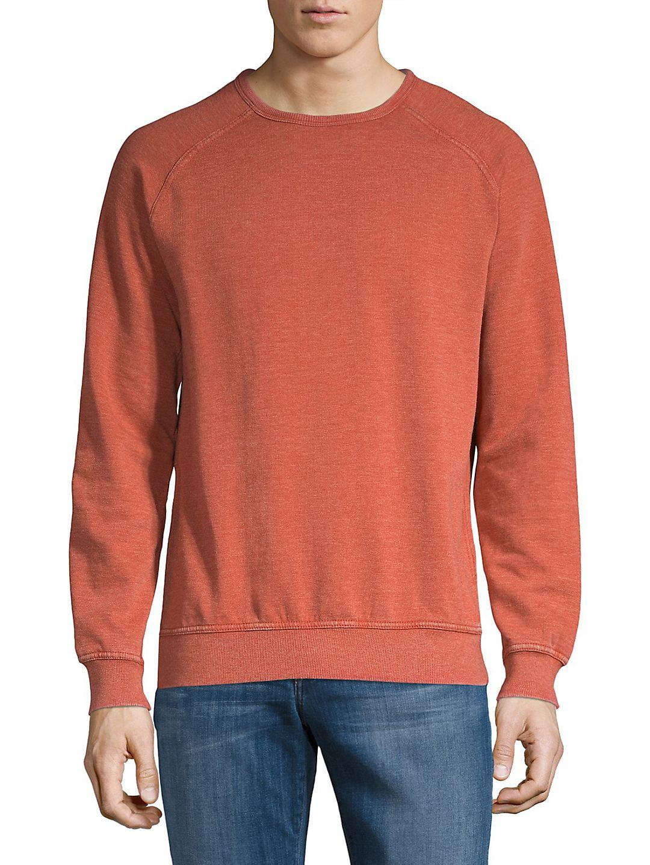 Venice Burnout Crewneck Sweatshirt