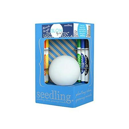 seedling illuminate the night-glowing light globe, multi - Gloving Lights