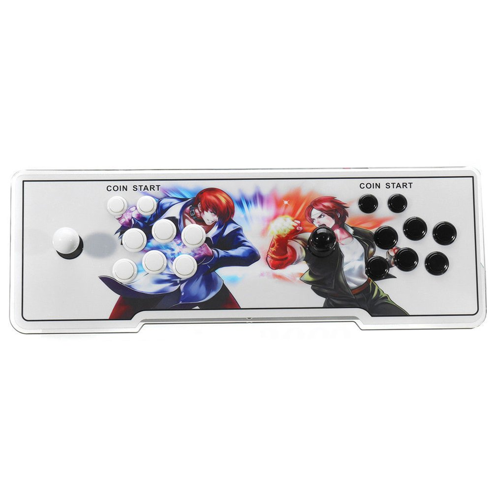 High Quality 846 In 1 Home TV Multiplayer Arcade Game Con...