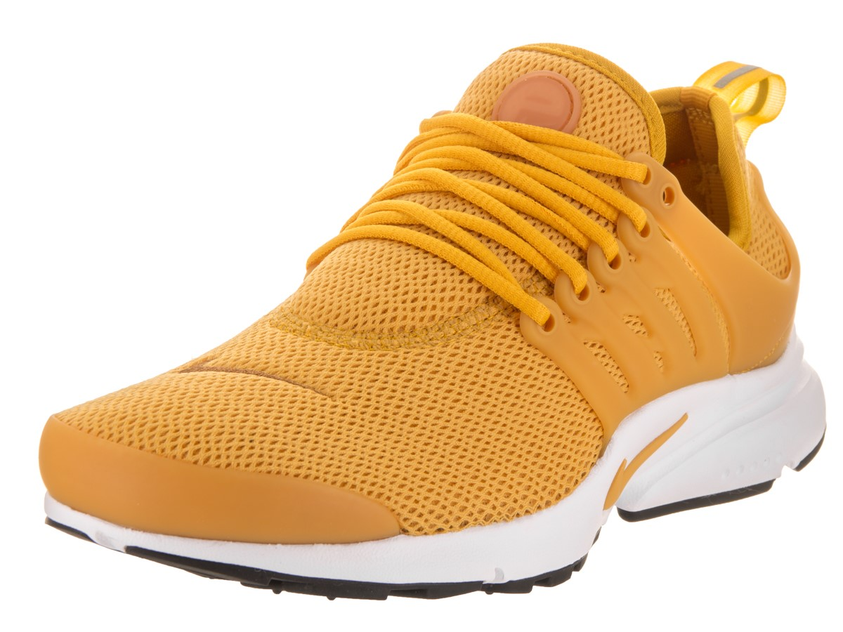 best sneakers 341c8 1b9a6 Nike Women's Air Presto Gold Dart/Gold Dart Running Shoe 9 Women US