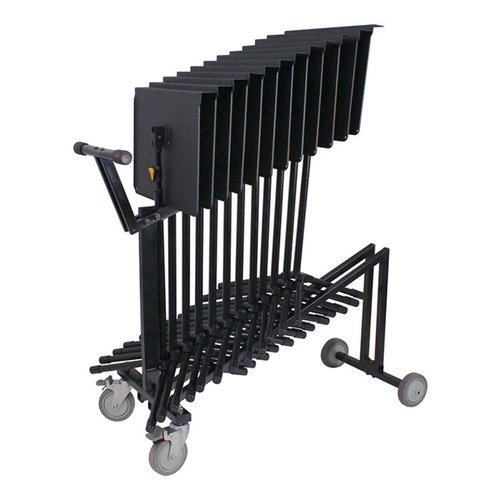 Hercules BSC800 Music Stand Cart For 12 Stands by Hercules