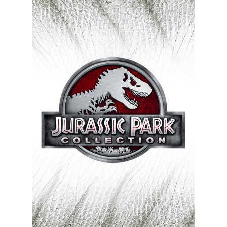 Jurassic Park Collection (DVD) - Jurassic Park Decorations