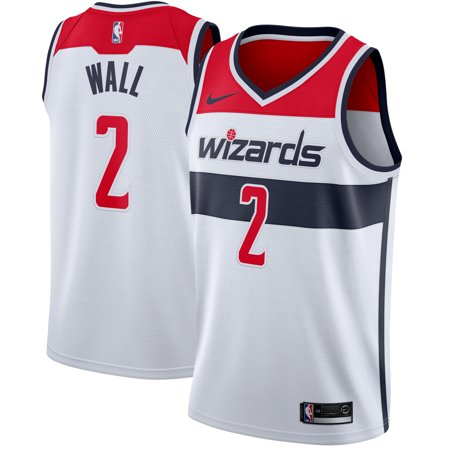 John Wall Washington Wizards Nike Swingman Jersey White - Association
