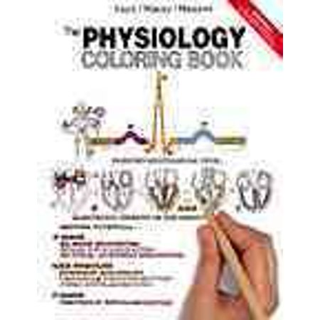 The Physiology Coloring Book - Walmart.com