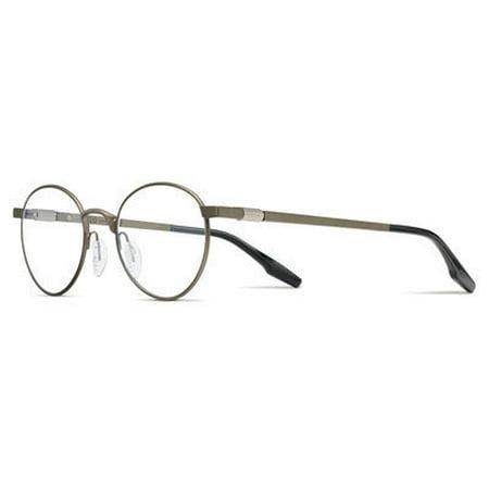 Safilo Design - Safilo SA Bussola03 Eyeglasses 0VZH Matte Bronze