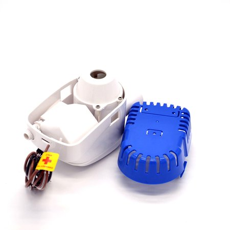 DC12V/24V 600/750/1100GPH Automatic Bilge Pump Submersible Boat Water Pump Electric with Float Switch Marine