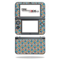 Glossy Glitter Skin for Nintendo New 3DS XL (2015) Retired Art Collection