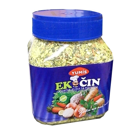 Ekocin Vegetable Seasoning (Yumis) 450g