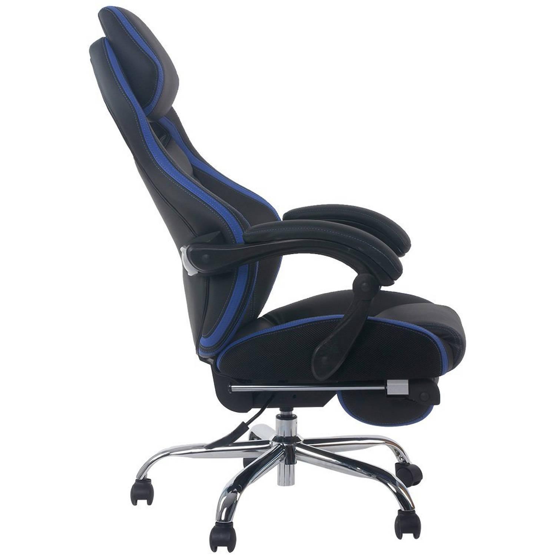 Merax Ergonomic High Back PU Leather Racing Style Swivel Chair