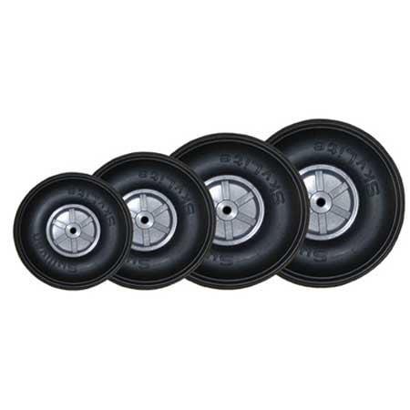 Sullivan Products Skylite Wheel with Tread, 4-1/2