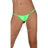 Wide Low Back T G-String 1166SL Body Zone Black,Neon Pink,Red,Turquoise,White