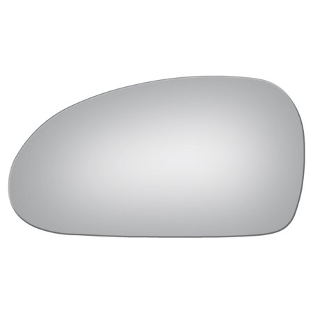 Burco 2889 Driver Side Replacement Mirror Glass for 1999-2005 Hyundai Sonata