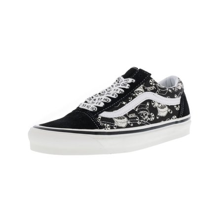 d54c51f8077b Vans Old Skool 36 Reissue 50Th Stv   Pirate Santa Black Ankle-High Canvas  Skateboarding