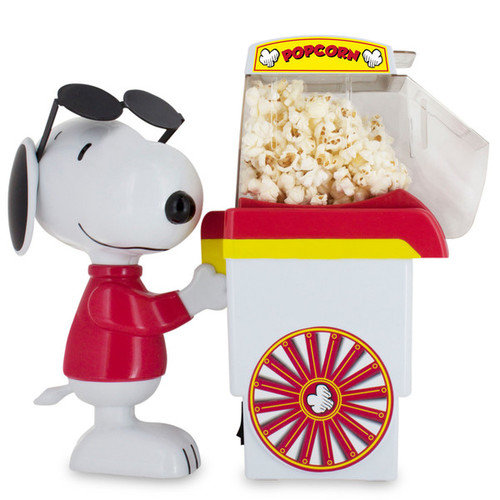 Smart Planet Snoopy Popcorn Popper Maker