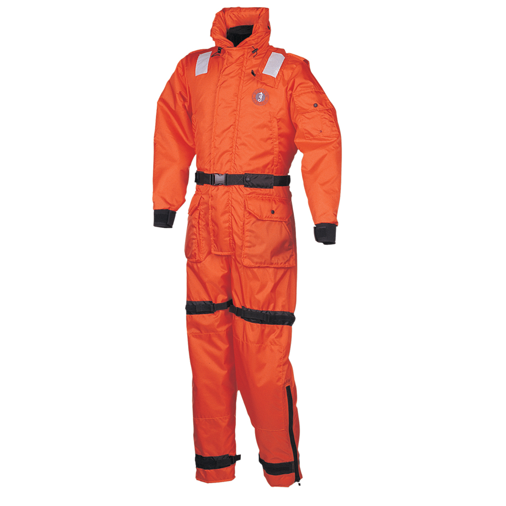 Mustang DELUXE ANTI-EXPOSURE  COVERALL & WORKSUIT XL OR