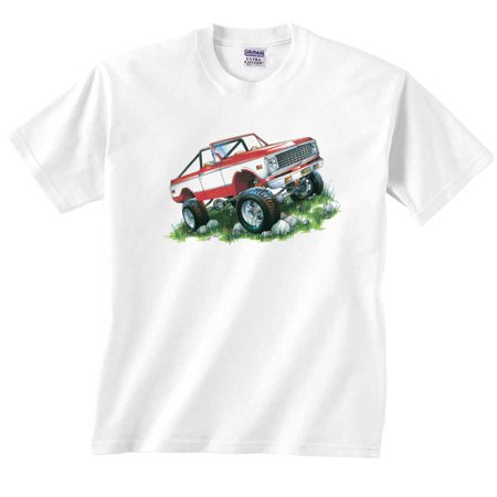 - Chevrolet Red Blazer K5 4x4 GMC Truck Chevy