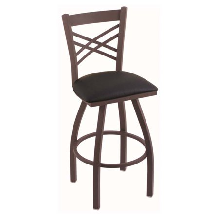 Holland Bar Stool Catalina 36 in. Extra Tall Swivel Bar Stool with Faux Leather Seat ()