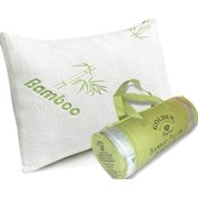 Best Bamboo Pillows - Bamboo Pillow for Sleeping - Cooling Shredded Memory Review