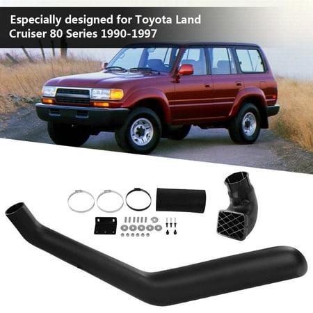 Yosoo Car Air Ram Intake Snorkel System Kit for Toyota Land Cruiser 80 Series 1990-1997,Air Intake Snorkel System Kit ()