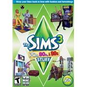 Sims 3: 70s-80s-90s Stuff, EA, PC Software, 014633197822
