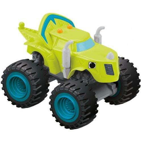 Nickelodeon Blaze and the Monster Machines Zeg Vehicle