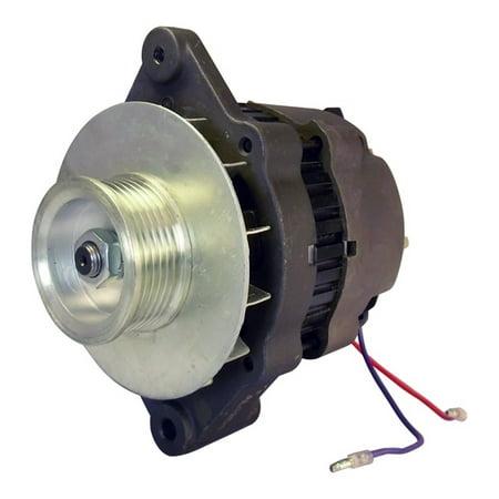 NEW ALTERNATOR MERCRUISER INBOARD ENGINE MODEL 4.3LHX 4.3LX 5.0L 5.7L 5.7LX 807652, 807652T, 3857813, 3860769, AC155616