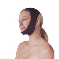 Rainey Wear F-3 Chin Compression Non-Slip Dome-Medium-Black