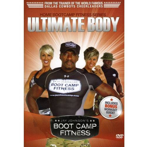 Walmart Jay Johnson's Boot Camp Fitness: Ultimate Body, Vol. 1