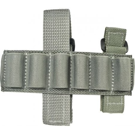 Specter Gear Buttstock 6 Shell Holder, Remington 870 & 11/87, Ambidextrous, Foli