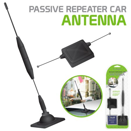 Cell Phone Signal Strength Booster Antenna for Verizon AT&T Tmobile Sprint   Truck and Car mount Passive repeater Antenna 4G LTE For Samsung Apple