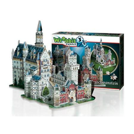 Wrebbit 3D: Neuschwanstein Castle, Germany Foam Puzzle (890pcs) Wrebbit 3D: Neuschwanstein Castle, Germany Foam Puzzle (890pcs)