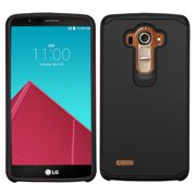 For G4 Black/Black Hybrid Astronoot Phone Protector Cover Case