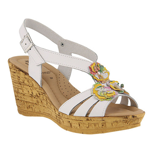 Women's Spring Step Teomina Wedge Slingback by Spring Step
