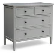 Delta Children Epic 3-Drawer Dresser, (Choose Your Finish)