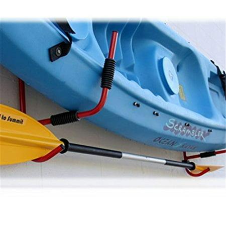 Kayak Wall Hanger >> Kayak Wall Rack Kayak Rack Zerone 1pair Kayak Storage Rack Hanger