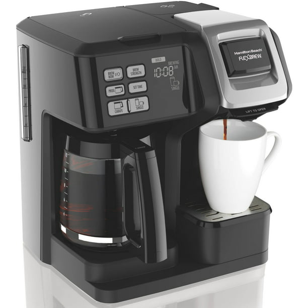 Hamilton Beach FlexBrew 2-Way Coffee Maker | Model# 49976