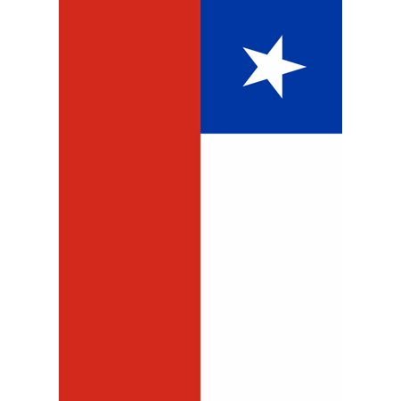Chile Garden flag