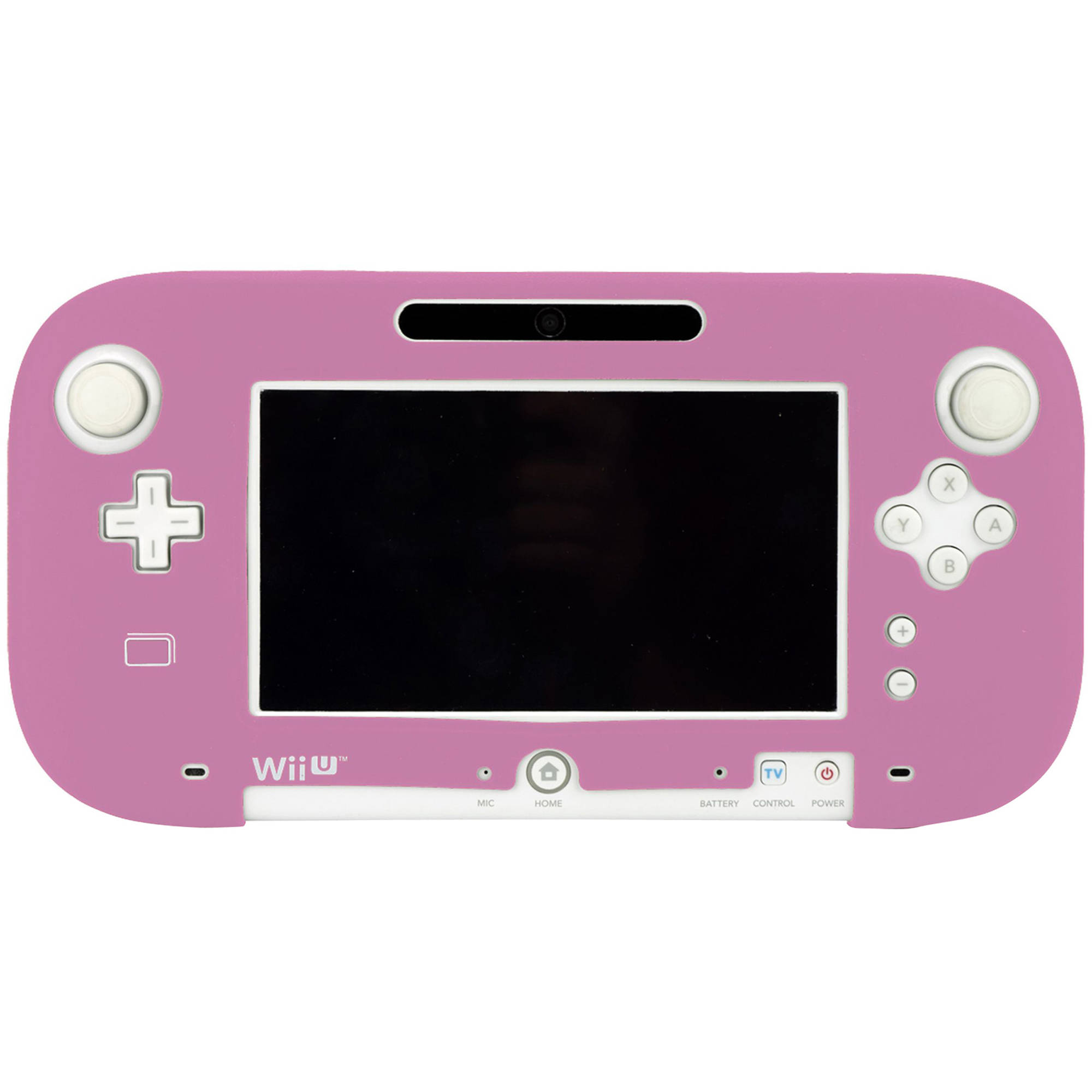 PDP Silicone Jacket, Pink (Wii U)