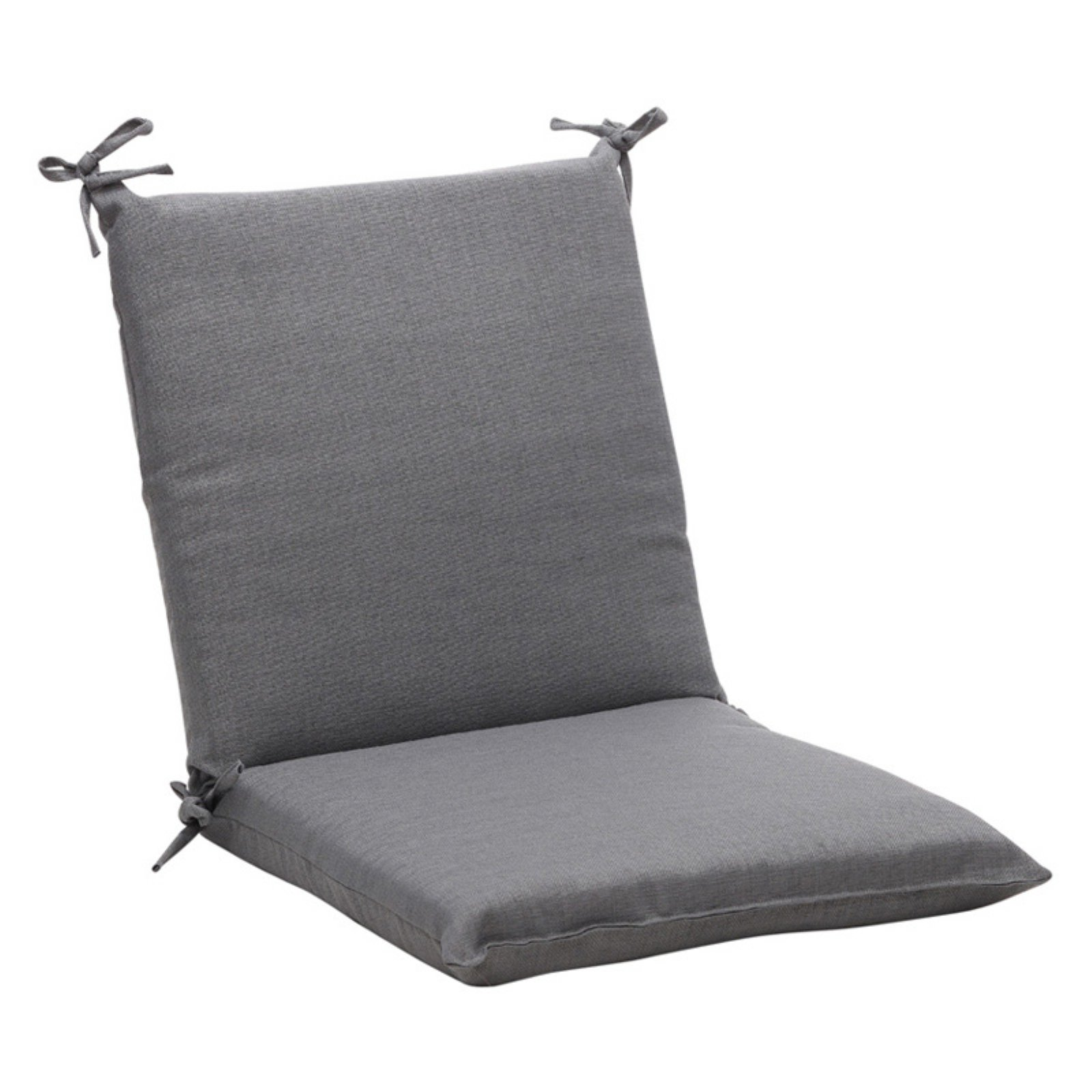 Pillow Perfect Outdoor Textured Solid Chair Cushion - 36....