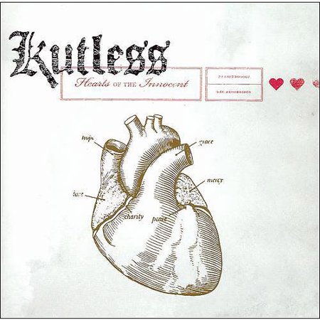 - Hearts of the Innocent - Kutless (CD)