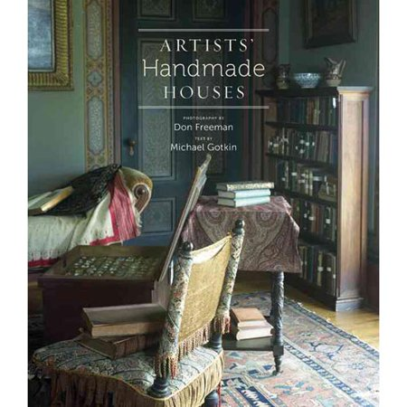 Artists' Handmade Houses by