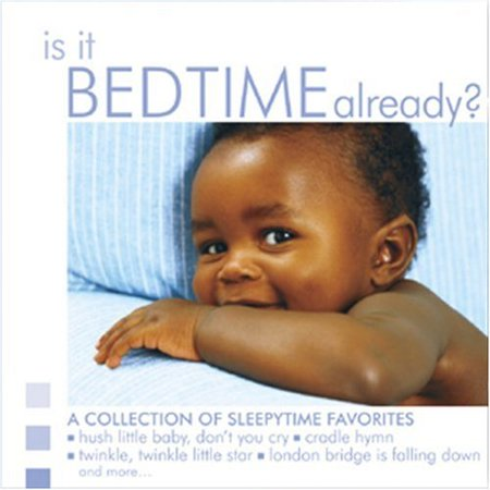 Is It Bedtime Already, By Babys Best Artist Format Audio CD from